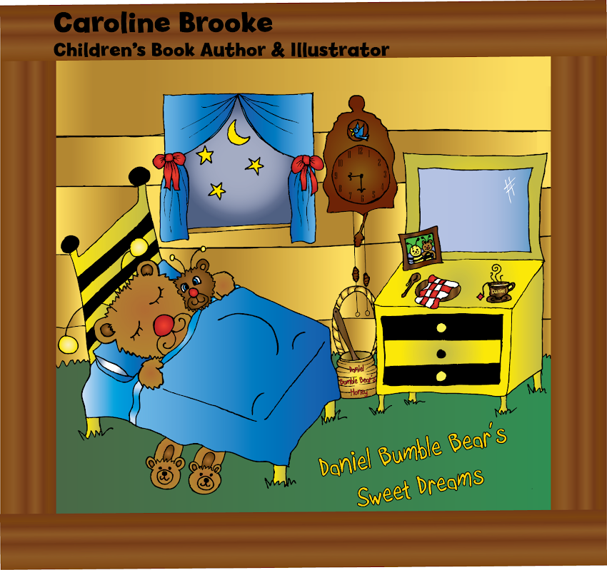 Carol Brooke, Children's Book Author & Illustrator