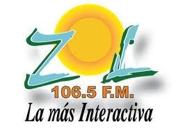 """ESCUCHAR EN VIVO """"EL SOL DE LA MAÑANA"""" POR ZOL 106.5."""