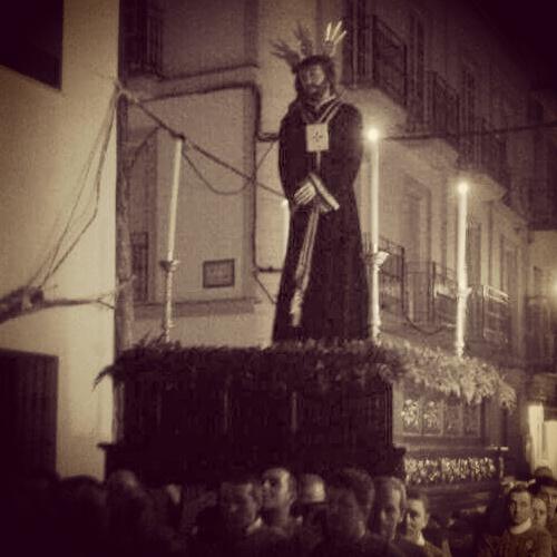 NUESTRO PADRE JESÚS CAUTIVO REGRESA A SU SEDE CANÓNICA.