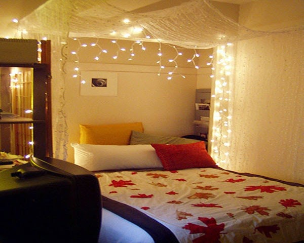 Here Are Some Innovative Ideas, Which You Can Incorporate For Decorating  Your Bedroom In Diwali.