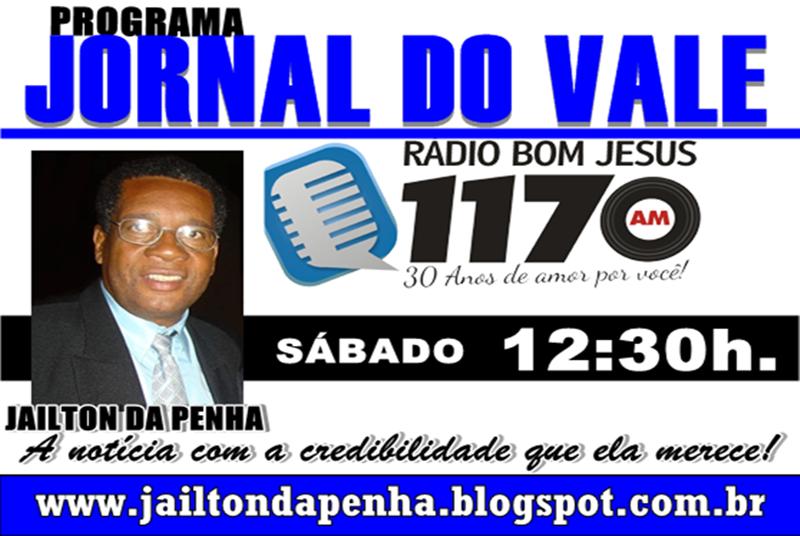 PROGRAMA JORNAL DO VALE