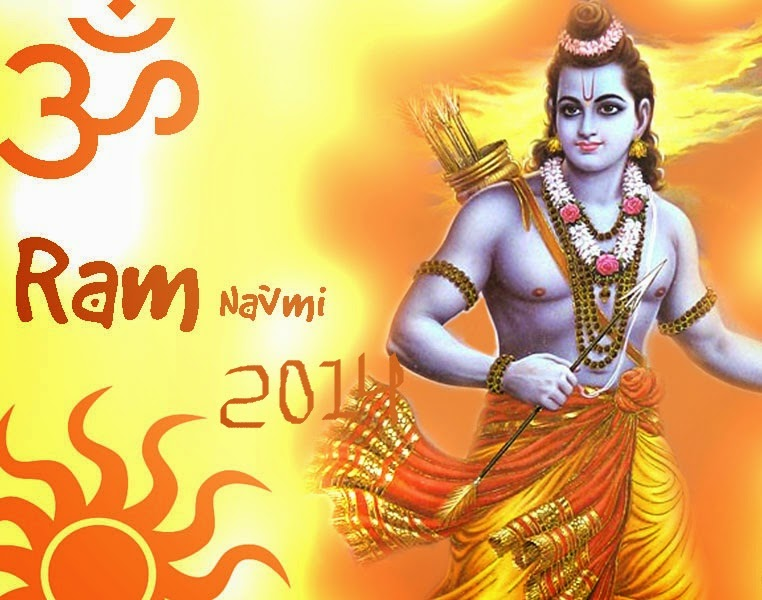 Latest Lord Rama Navami HD Wallapers Timeline Cover Greetings 2014