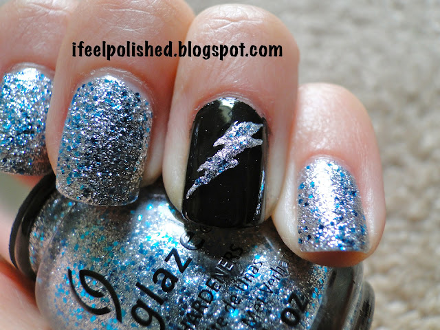 China Glaze Lorelei's Tiara