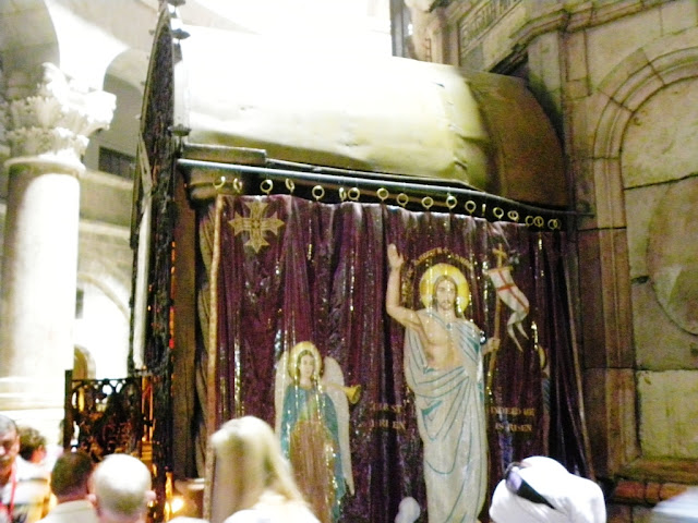 Tomb of Jesus Jerusalem