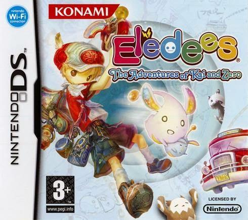 Eledees – Las Aventuras de Kai y Zero (Español) (Nintendo DS)