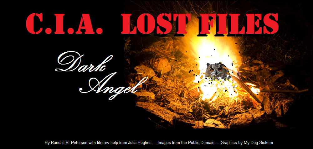 "C.I.A. Lost Files ""Dark Angel"""
