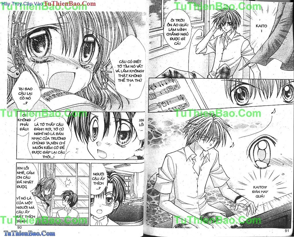 Viên Ngọc Nàng Tiên Cá Chapter 5 - Trang 44