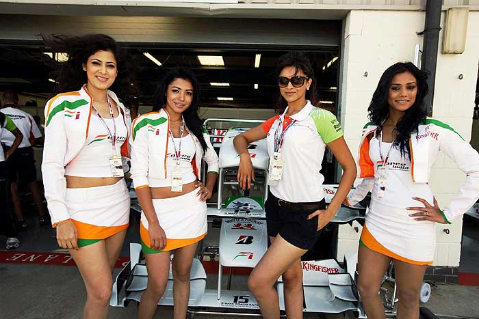 New Date for inaugural F1 Indian Grand Prix 2011 - 11th December