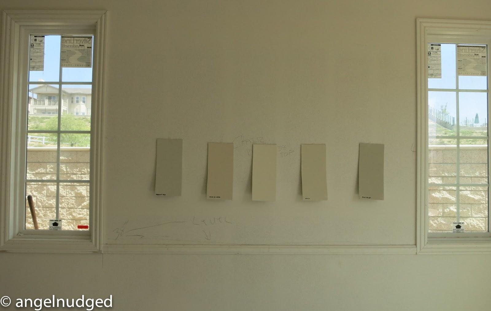 It 39 s hazel dream house choosing paint for Gentle cream benjamin moore