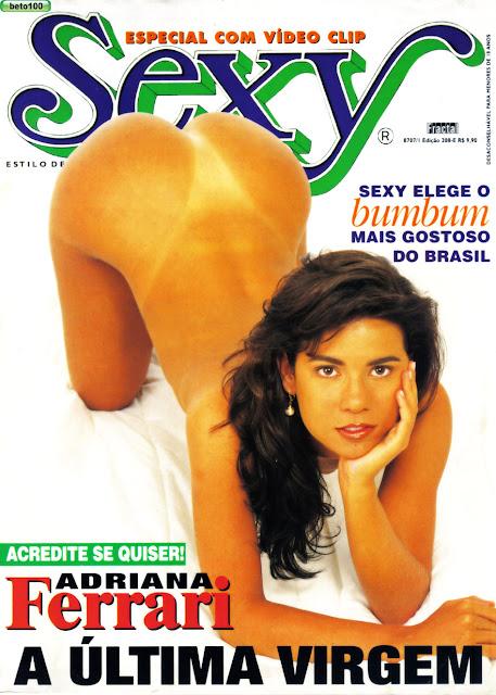 Adriana Ferrari - Sexy 1997