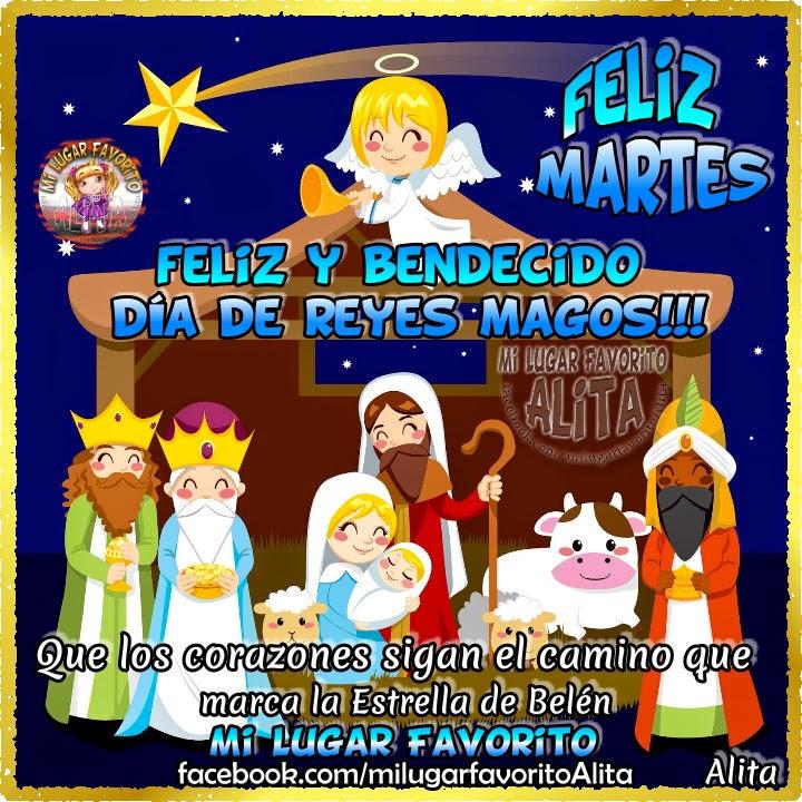 Bendecido Dia De Reyes Www Imagenesmy Com