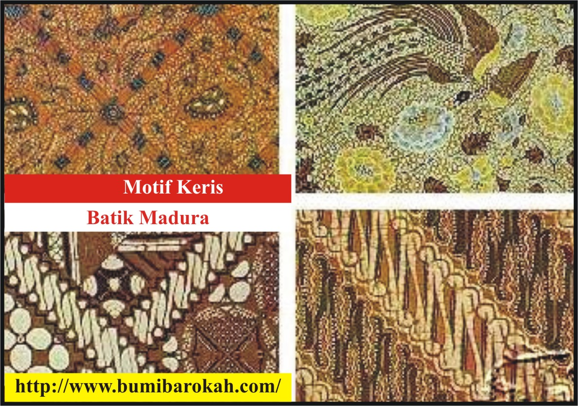 Label: Batik Keris