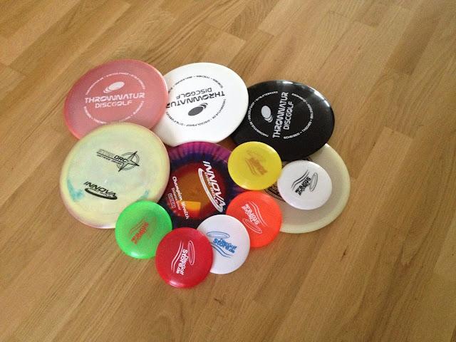Disc Golf Birdiehunt 2014 Preise