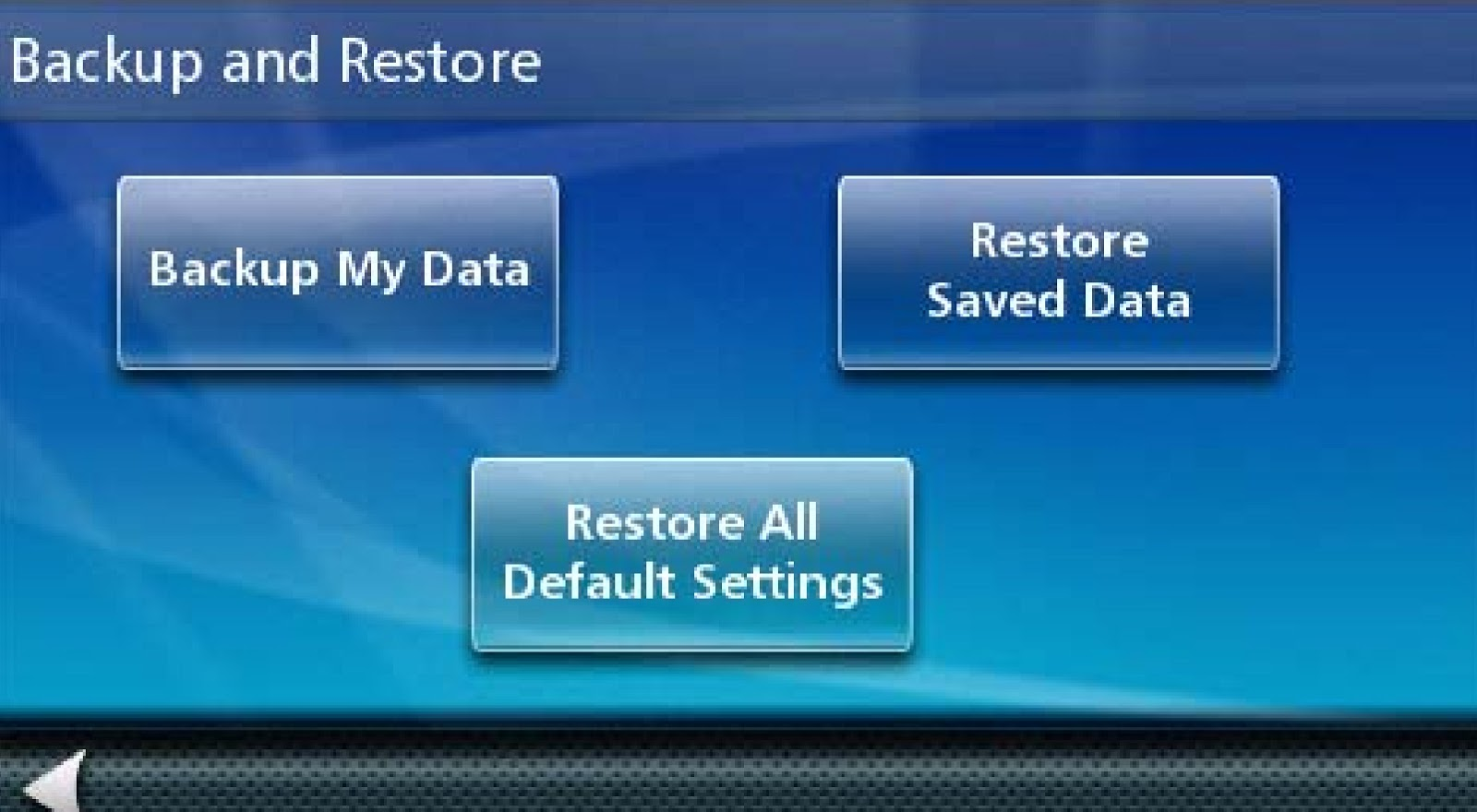 How To Reset Magellan Roadmate Gps Recevier 2036 2045 3045t Usb 46 Wiring Diagram Enter An Address As You Were Selecting A Destination