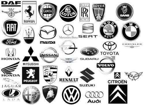 Cars And Bikes All Car Logo Sports
