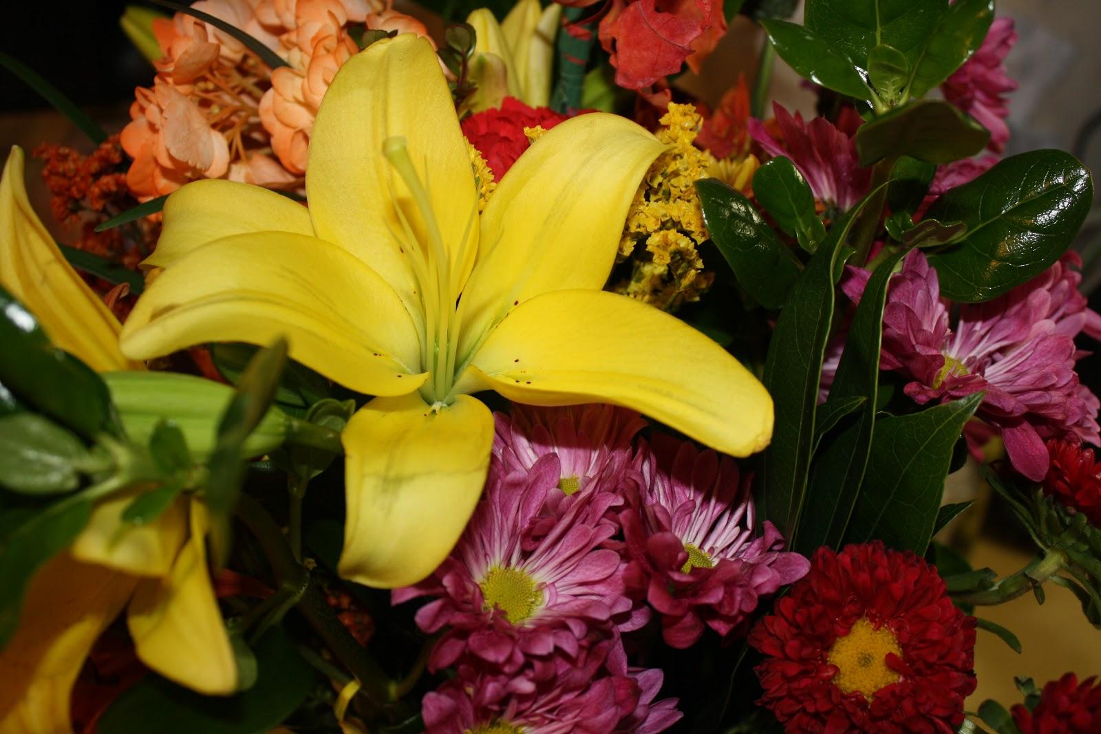 Caravan Sonnet Speaking Of Flowers Flower Lingo
