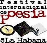 Festival Internacional de Poesía de la Habana