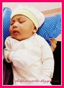 Alisya : 1 Month