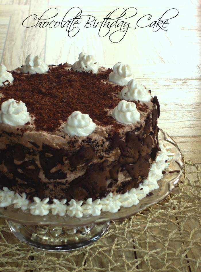 Birthday Cake Images Hd For Husband : Cook like Priya: Chocolate Forest Cake ~ Happy Birthday ...