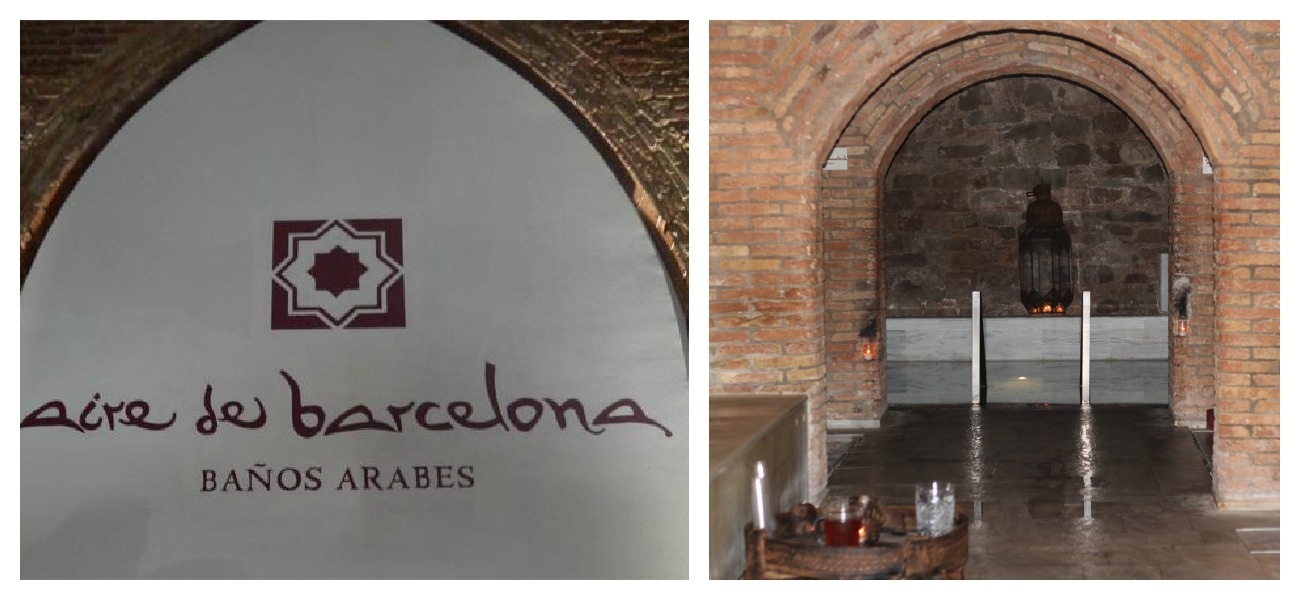 Aire de barcelona - Banos en barcelona ...
