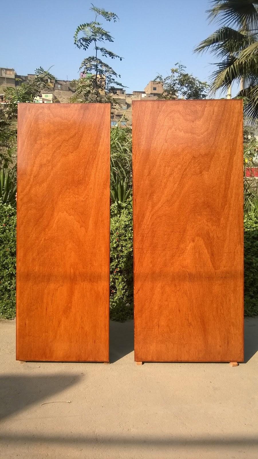 Puerta Contraplacada de madera Tornillo | Carpintería, Juguetes ...