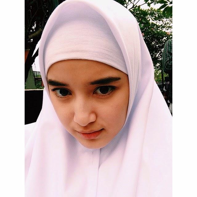 Foto Profil Biodata Rosiana Dewi Pemeran Icha Jilbab In Love