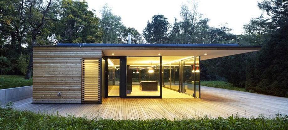 Fachadas de casas modernas fachadas de casas super modernas for Casas modernas redondas