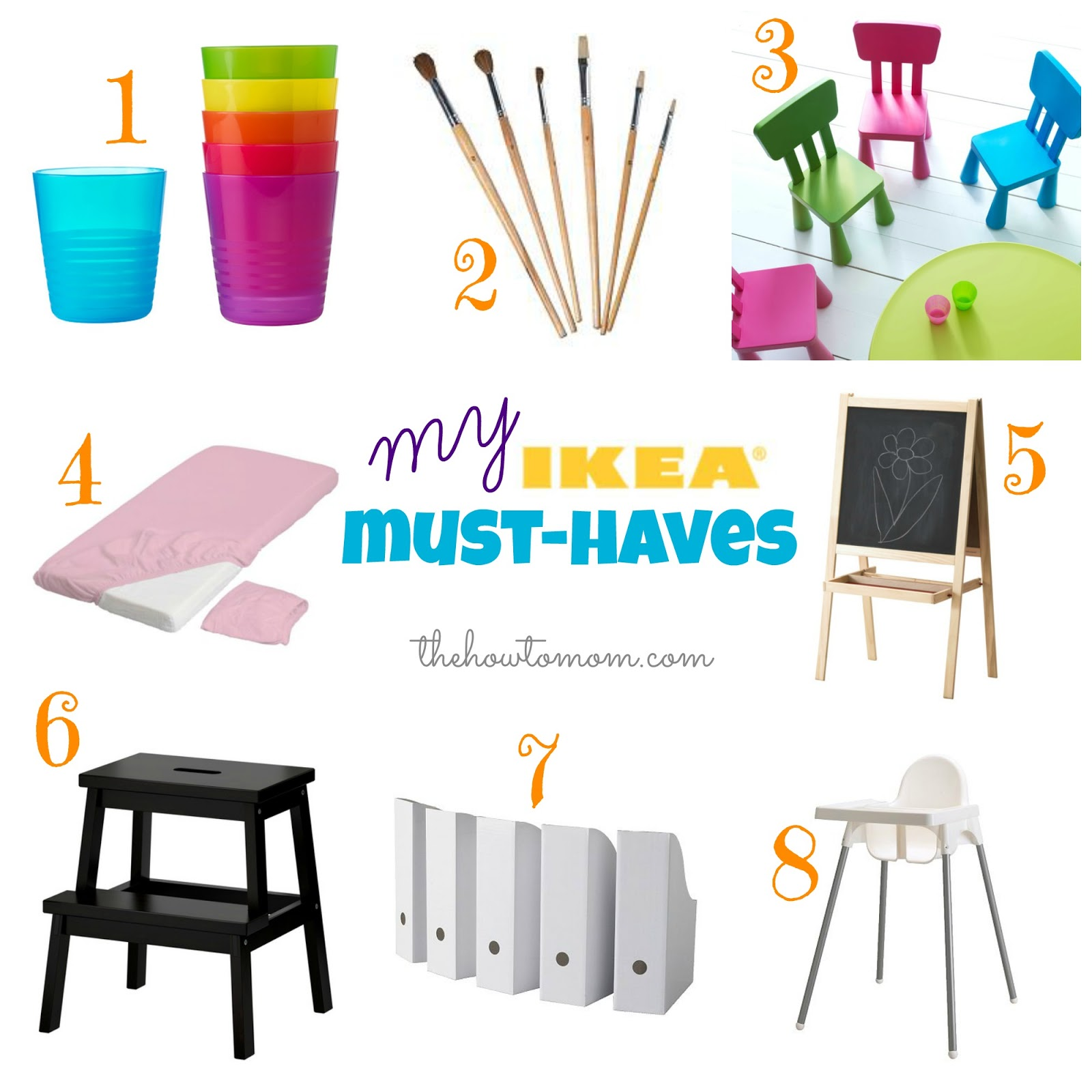 My Favorite Kids Items At IKEA