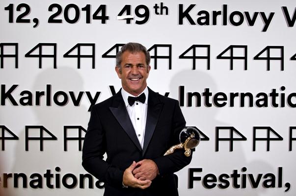 Mel Gibson, Globo de Cristal