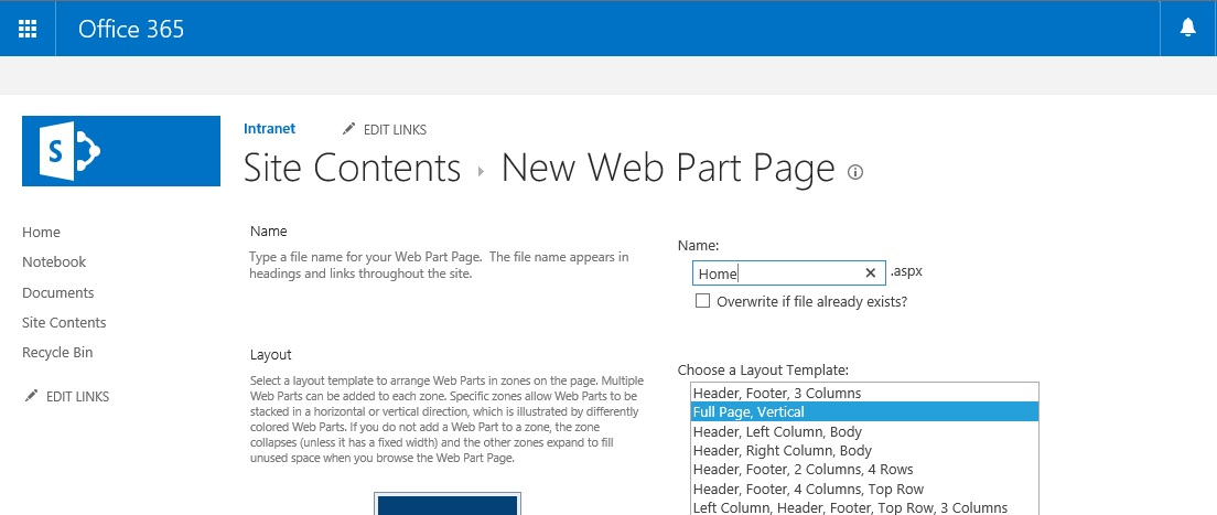 SharePoint & Co: Branding a SharePoint Online Team Site