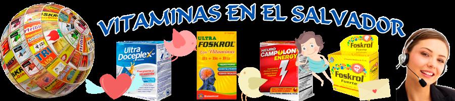 Vitaminas de El Salvador
