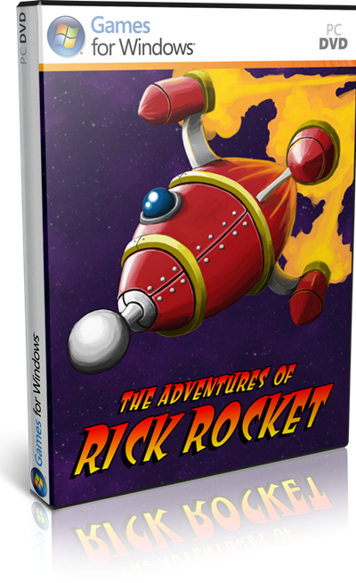 The Adventures of Rick Rocket PC Full EXE Descargar 1 Link 2012