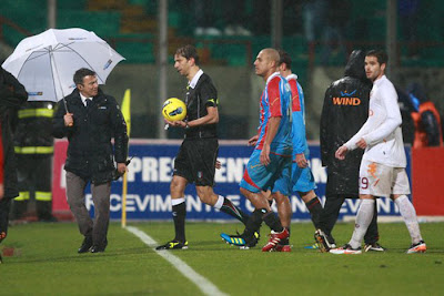 Catania 1 - 1 AS Roma (3)