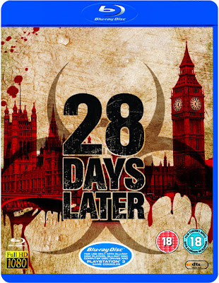 28 Days Later (Exterminio)(2002) 720p BRRip 845MB mkv Dual Audio