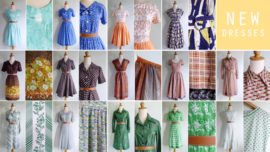 where can you buy vintage clothing fashion clothes