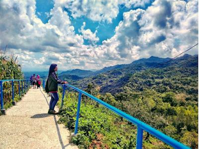 Rute Menuju Keindahan Green Village Gedangsari