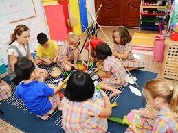 Singapore Preschool Method