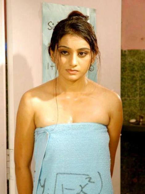 swathi priya in towel cute stills