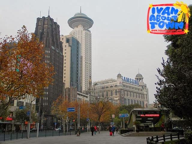 Nanjing Road Shanghai China