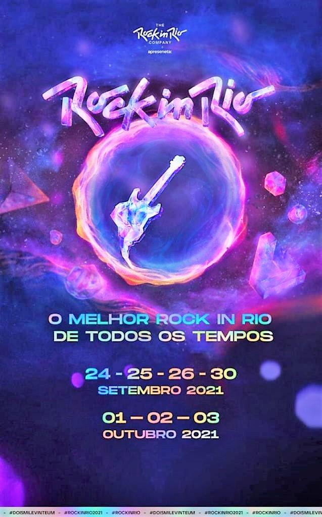 24, 25, 26 e 30 de setembro: Rio de Janeiro