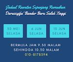 Waktu Rawatan Ramadhan