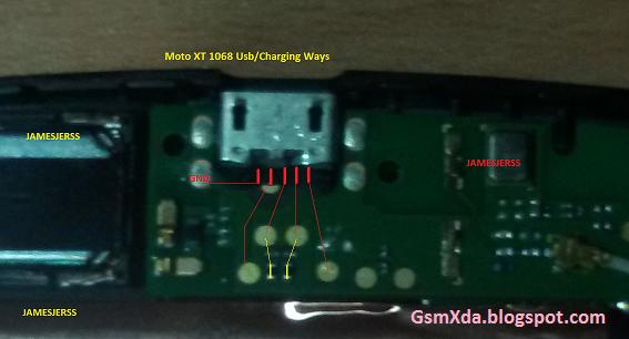 Moto G 2014 Xt1068 Charging Ways Usb Ways All Firmware