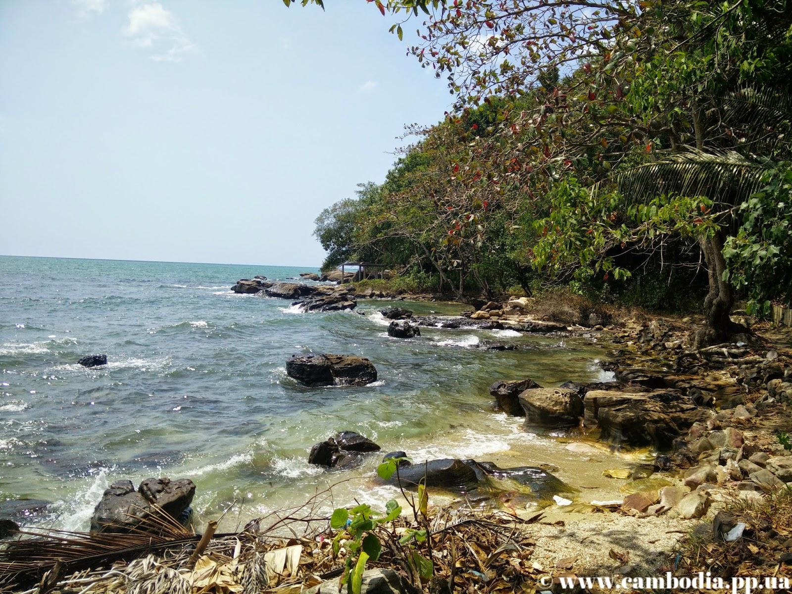 Камбоджа фото море