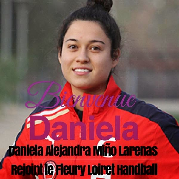 Daniela Miño (Chile° | Mundo Handball