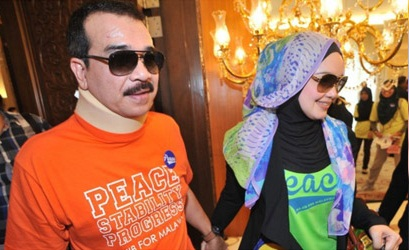 Gambar terkini Datuk K, suami Penyanyi Siti Nurhaliza (selepas