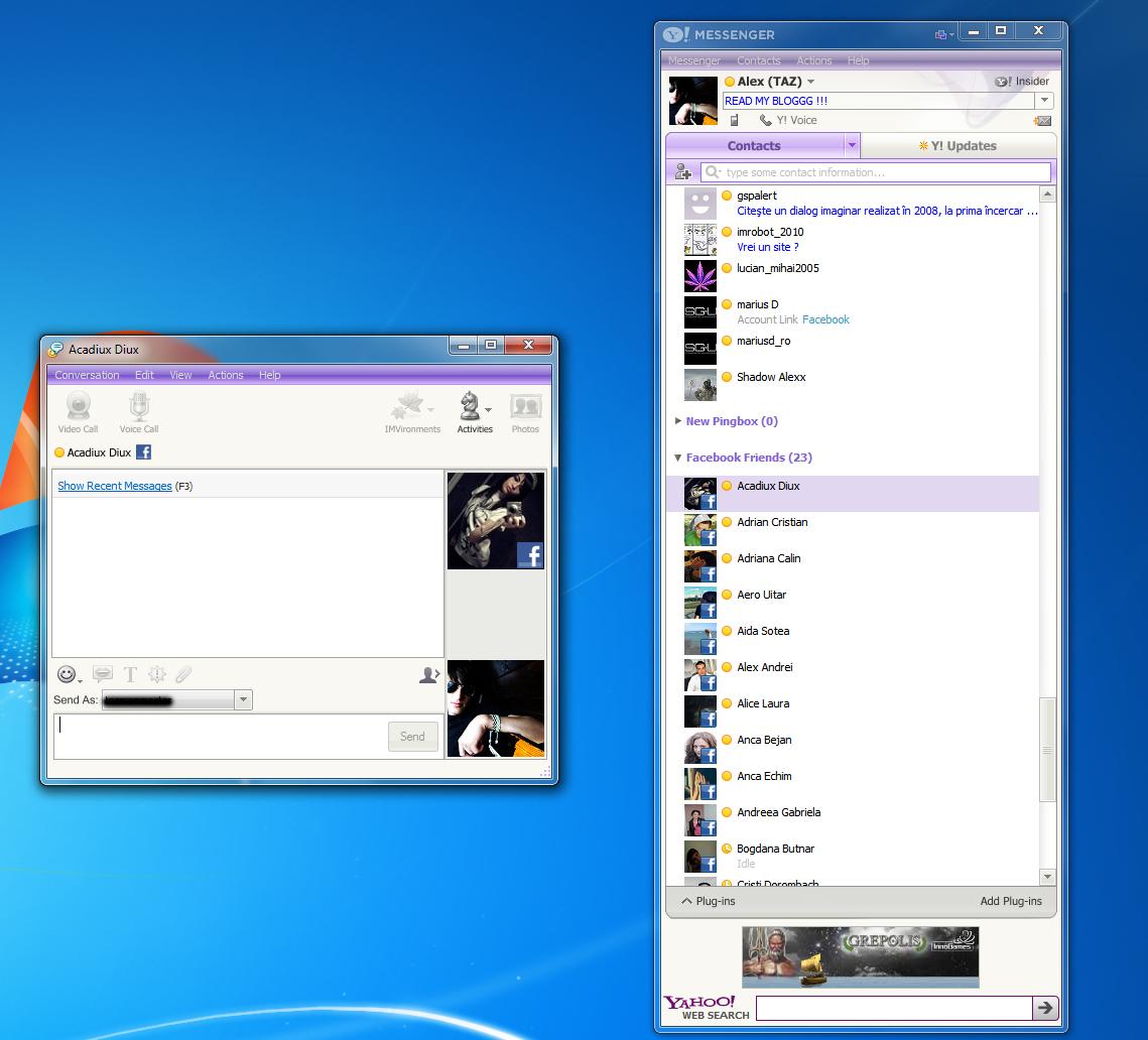 Messenger porn new windows