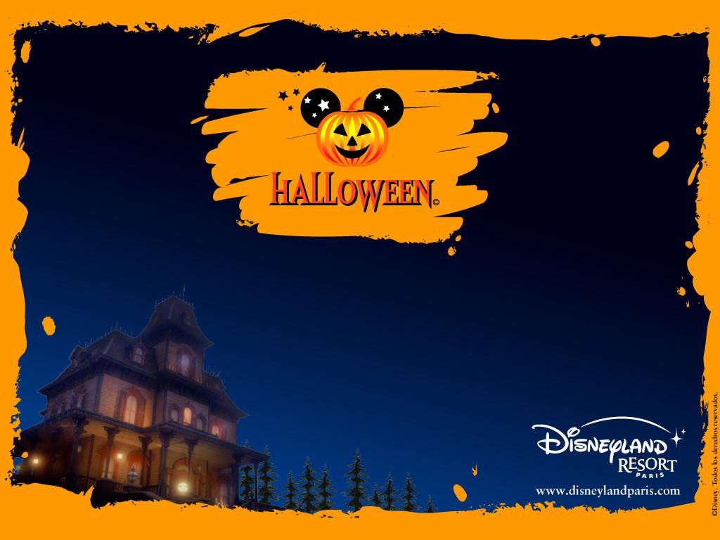 Disney Halloween Wallpaper Page 2