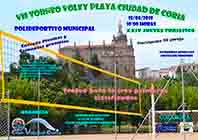 VII TORNEO VOLEY-PLAYA