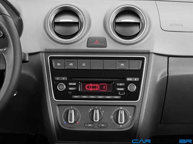 VW Voyage 2013 - I-System