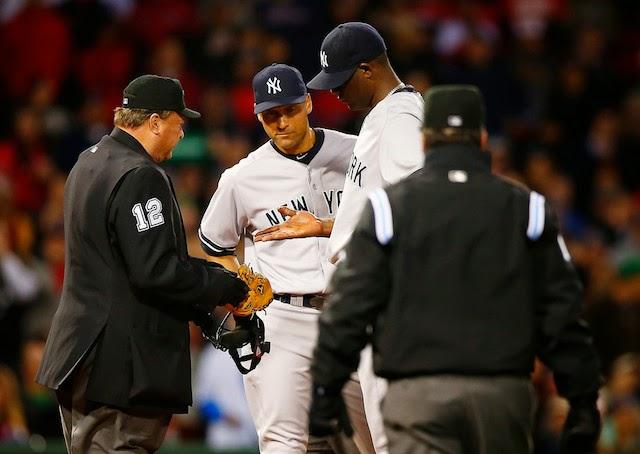 Los Yankees tratan de mantener afinado a Pineda